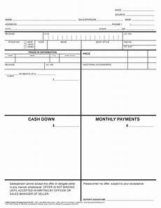 4 square worksheet bpi dealer supplies