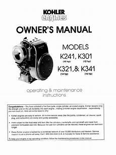 small engine repair manuals free download 2000 mercedes benz clk class spare parts catalogs kohler k series owners manual carburetor gasoline