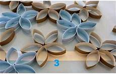 Home Decor Ideas Using Paper by Simple Creative Wall Decoration Idea From Waste Paper