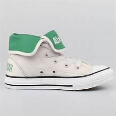 converse all chucks hi white green 637358c
