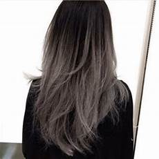 Soft Black To Grey Charcoal Ombre It Is Difficult