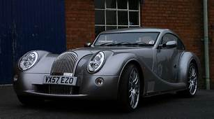 Morgan Lifecar And Geneva Show Stars By CAR Magazine