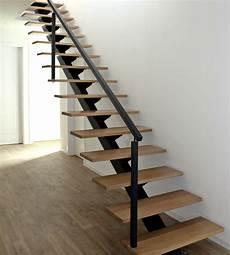 treppe stahl holz mono stringer staircase jamar gush r gl jamar malta