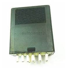 mercedes ovp relay ebay