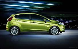 Ford Fiesta Green Wallpaper  HD Car Wallpapers ID 609