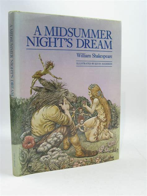 When Was A Midsummer Night s Dream Written