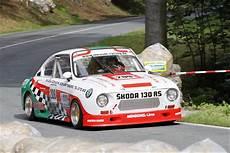 Skoda 130 Rs Foto Bild Sport Motorsport Bergrennen
