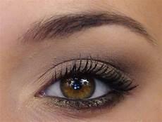 yeux marron vert maquillage yeux vert marron