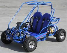 go kart 2 sitzer gk 37 90cc two seat go kart