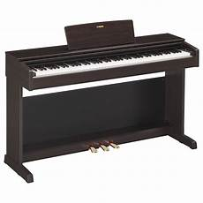electric piano yamaha arius yamaha ydp 143 digital piano rosewood at gear4music