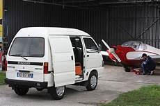 Piaggio Porter Basis Kasten Transporter F 252 R 2 Personen