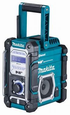 makita dmr112 digital dab site radio dab bluetooth 12v