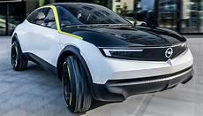 Opel Gt X Experimental L Auto Futuro Virgilio Motori