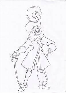 Captain Hook Malvorlagen Sekarang Captain Hook Coloring Page Coloring Home