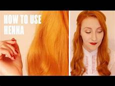 How To Use Hair Color
