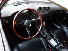 Leather 240z Dashboard  Things That Move Me Custom Cars