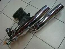 Yamaha Virago Auspuff