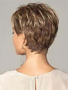 short wispy neckline haircuts synthetic cropped straight pixie cut women capless hair wigs best wigs online sale rewigs com