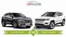 dimension hyundai tucson jeep compass vs hyundai tucson specs comparison