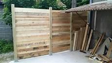 mur végétal stabilisé brise vue palette privacy and discretion make a barrier
