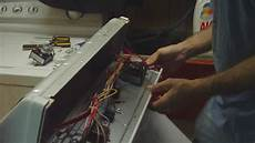 dryer how to replace timer youtube