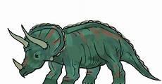 30 Gambar Dinosaurus Kartun Berwarna 5 Cara Untuk