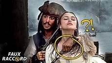 Les Erreurs Dans Pirate Des Cara 207 Bes 1 Faux Raccord