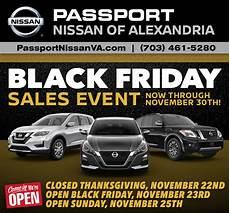 The Passport Nissan Va Black Friday Event Has Arrived