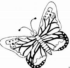 Malvorlagen Jahreszeiten Kostenlos Gratis Schmetterling Mit Muster Ausmalbild Malvorlage