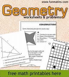 free geometry practice worksheets