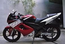 Jok Vixion Modif by Yamaha Vixion Merah Fairing Modifikasi Oto Trendz