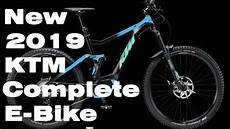 new ktm e bikes 2019 complete bike collections