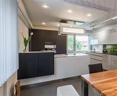 küchen schwarz weiss schlichte elegante schwarz weiss k 252 che