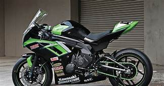 The Bike Is One Of Kawasaki's Race Prepped Project Bikes
