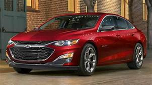 2020 Chevy Malibu Redesign  Chevrolet Cars Review Release