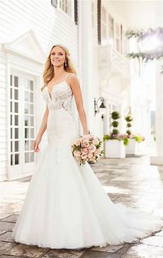 wedding dresses textured mermaid wedding dress martina liana