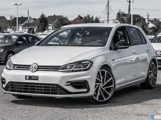 New 2018 Volkswagen Golf R Oryx Blanc Nacr 201 43749 0