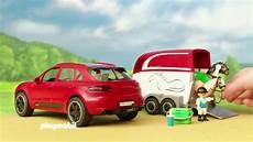 Playmobil Porsche Macan Gts Tv Spot