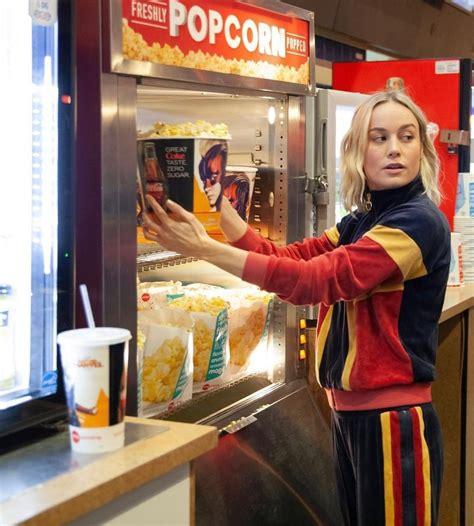 Brie Larson Captain Marvel Tracksuit