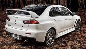 2015 Mitsubishi Lancer Evolution Final Edition  New Car