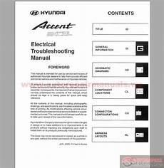 service repair manual free download 2001 hyundai accent auto manual hyundai accent 2001 electrical troubleshooting manual auto repair manual forum heavy
