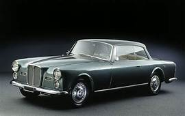 Trend Cars News 1961 Alvis TD21 Series I At The Concours