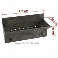 pot bruleur ou creuset de foyer pour poele a granul 233