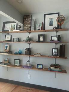 easy diy shelves for craft room instead of buying book