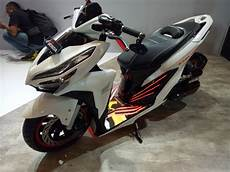 Modifikasi Vario 125 2018 by Modifikasi Motor Vario 2018 Untouchable My Journey