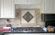 Backsplash Centerpiece kitchen backsplash centerpiece set the 4 quot tumbled