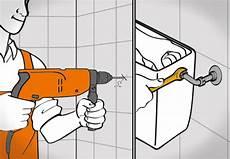 stand wc montieren stand wc montieren in 5 schritten obi anleitung
