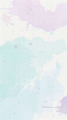 Iphone Lock Screen Watercolor Wallpaper by Lavender Mint Pastel Watercolour Texture Phone Background