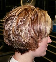 stacked layered haircuts hairstyles collection short stacked hairstyles