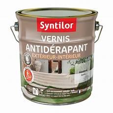Vernis Antid 233 Rapant Sol Ext 233 Rieur Int 233 Rieur Syntilor